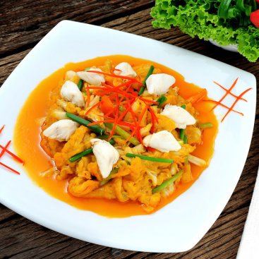 Thai Curry Seafood Melody